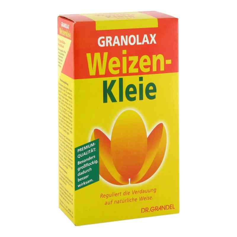 Weizenkleie Granolax Grandel Pulver  bei versandapo.de bestellen