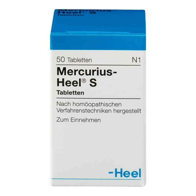 Mercurius Heel S Tabletten  bei versandapo.de bestellen