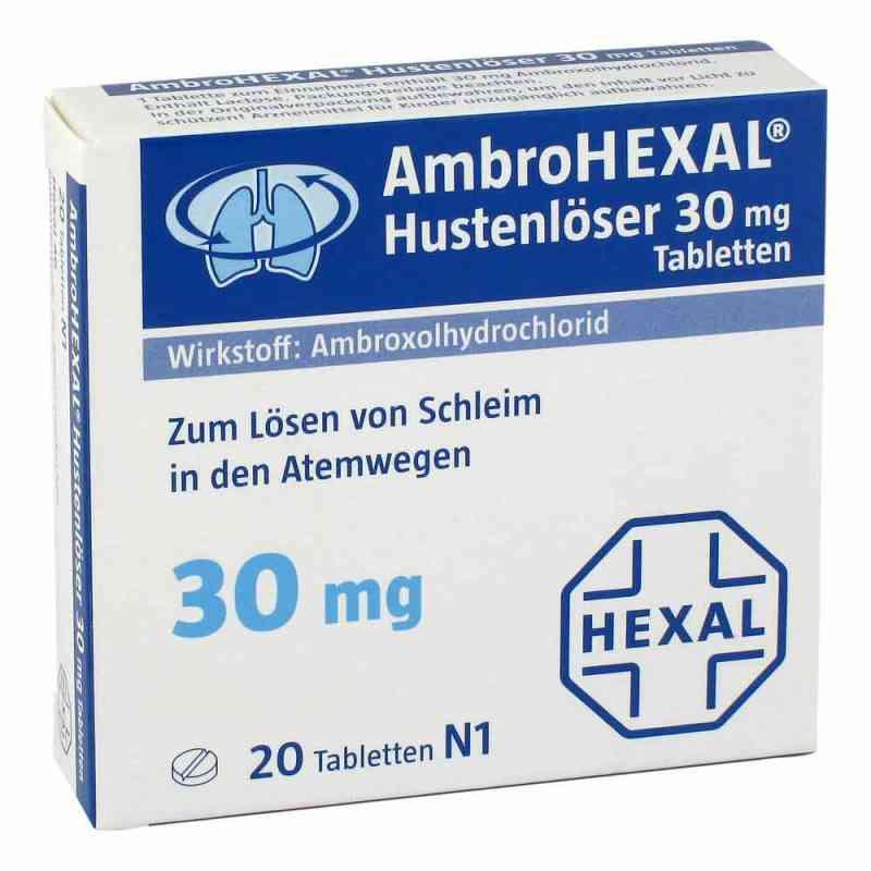 AmbroHEXAL Hustenlöser 30mg  bei versandapo.de bestellen
