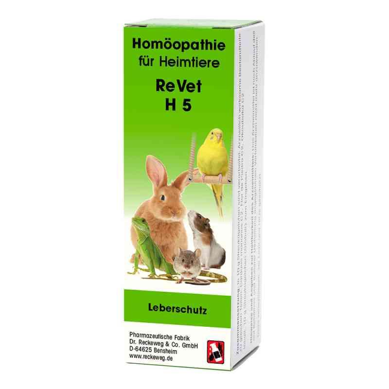 Revet H 5 veterinär  Globuli  bei versandapo.de bestellen