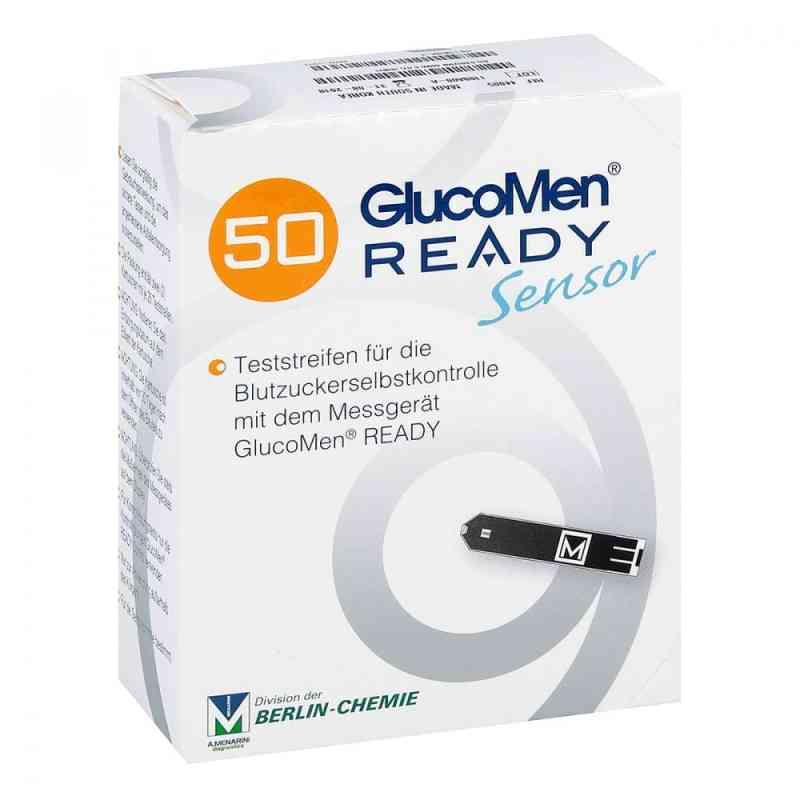 Glucomen Ready Sensor Teststreifen  bei versandapo.de bestellen