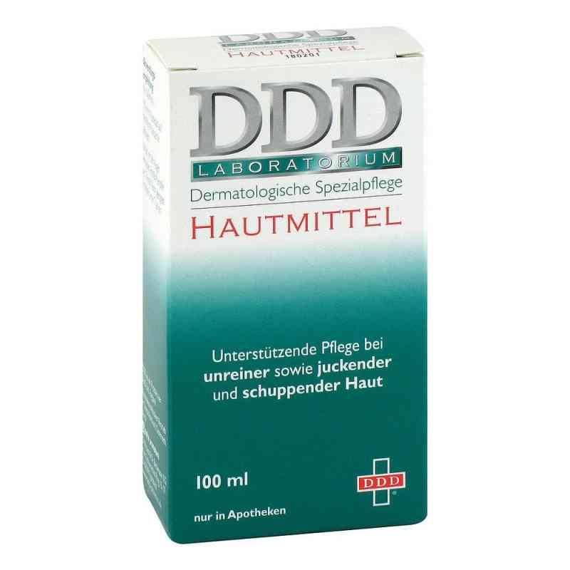 Ddd Hautmittel dermatologische Spezialpflege  bei versandapo.de bestellen
