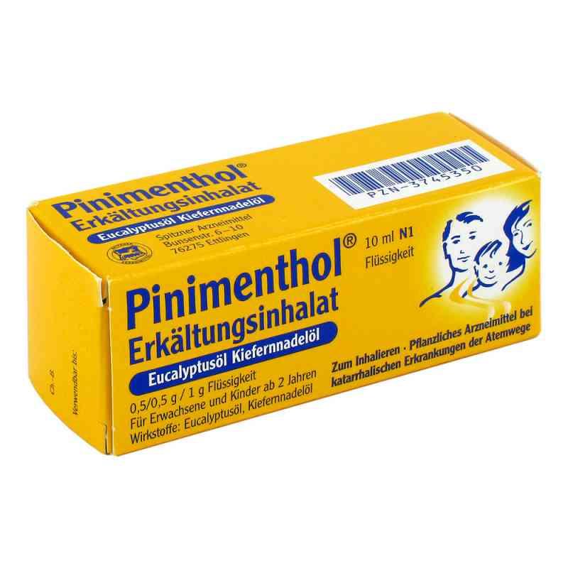 Pinimenthol Erkältungsinhalat  bei versandapo.de bestellen