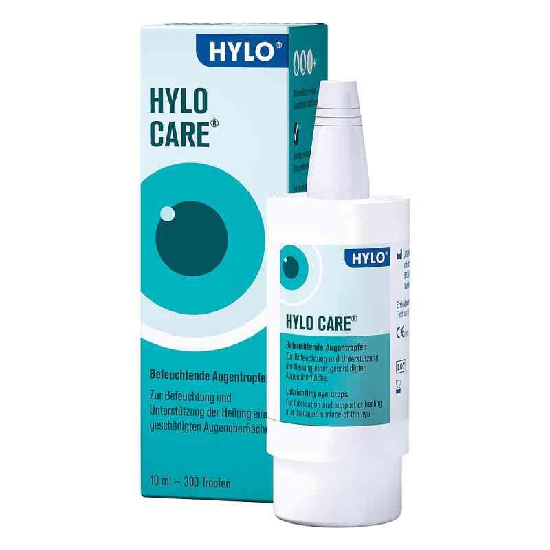 Hylo-care Augentropfen  bei versandapo.de bestellen