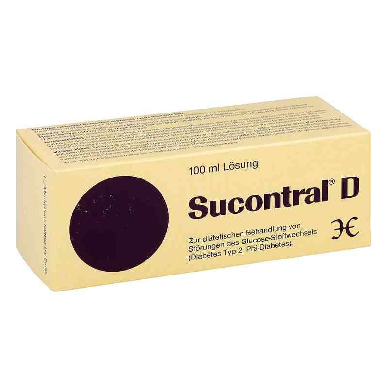 Sucontral D Diabetiker Lösung  bei versandapo.de bestellen