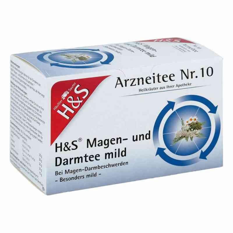 H&S Magen- und Darmtee mild  bei versandapo.de bestellen