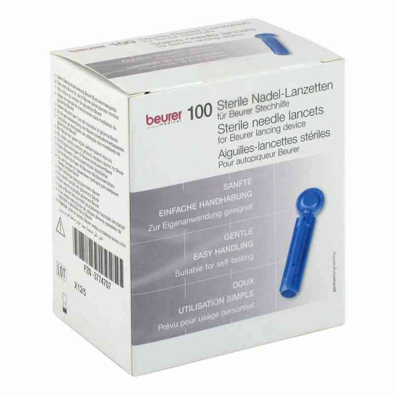Beurer Nadel Lanzetten steril  bei versandapo.de bestellen