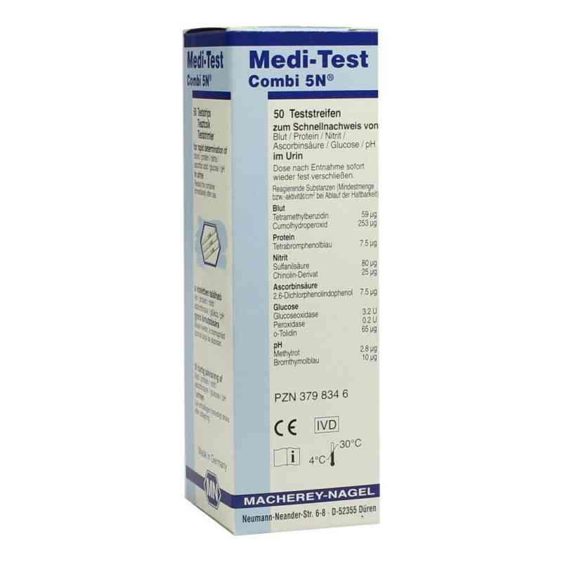 Medi Test Combi 5n Teststreifen  bei versandapo.de bestellen