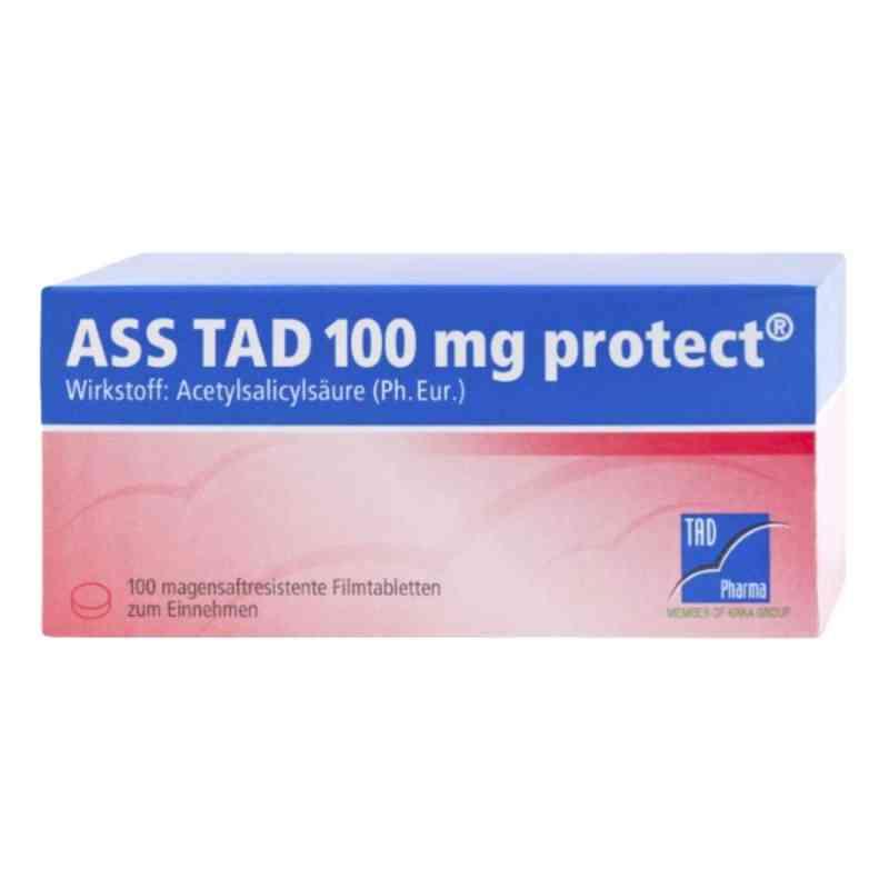 ASS TAD 100mg protect  bei versandapo.de bestellen