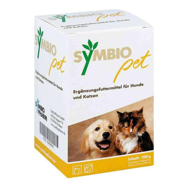 Symbiopet Ergänzungsfuttermittel für Kleintiere  bei versandapo.de bestellen