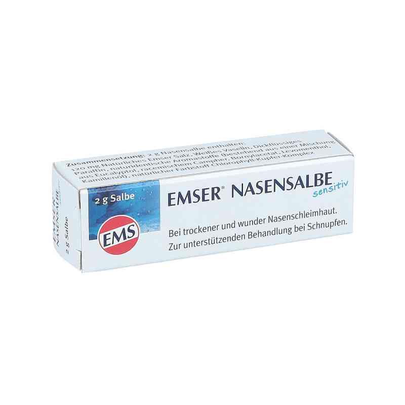 Emser Nasensalbe Sensitiv  bei versandapo.de bestellen