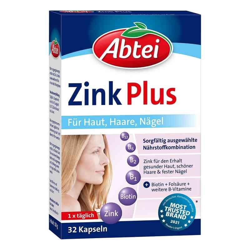 Abtei Zink Plus Nährstoff Kapseln  bei versandapo.de bestellen