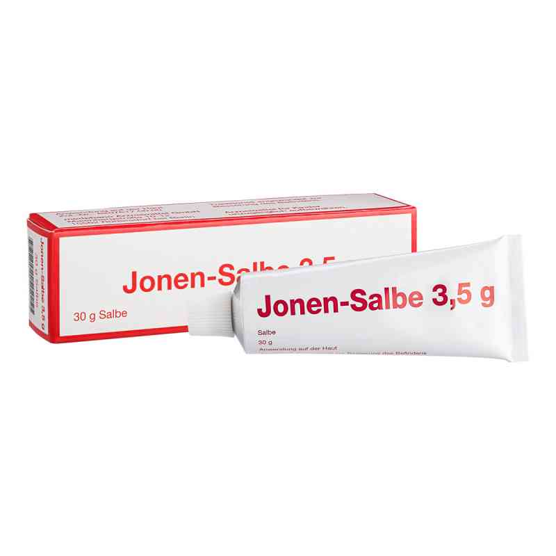 Jonen-Salbe 3,5g  bei versandapo.de bestellen
