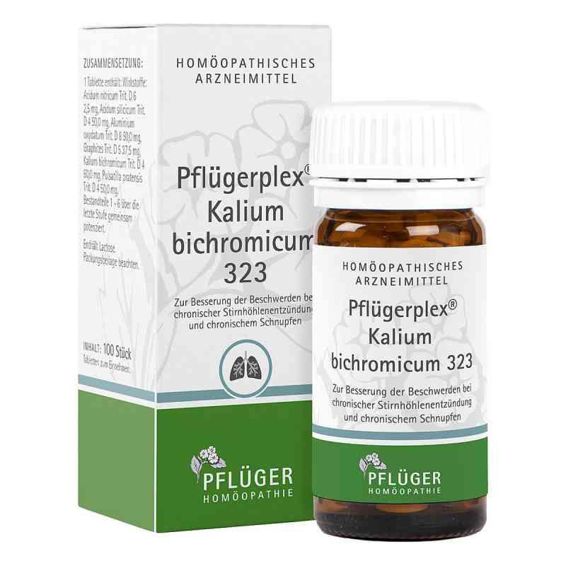 Pflügerplex Kalium bichromicum 323 Tabletten  bei versandapo.de bestellen