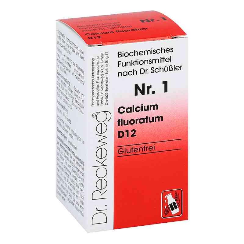 Biochemie 1 Calcium fluoratum D 12 Tabletten  bei versandapo.de bestellen
