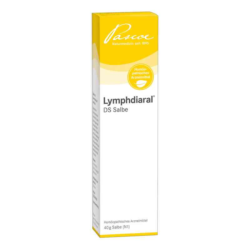 Lymphdiaral Ds Salbe  bei versandapo.de bestellen