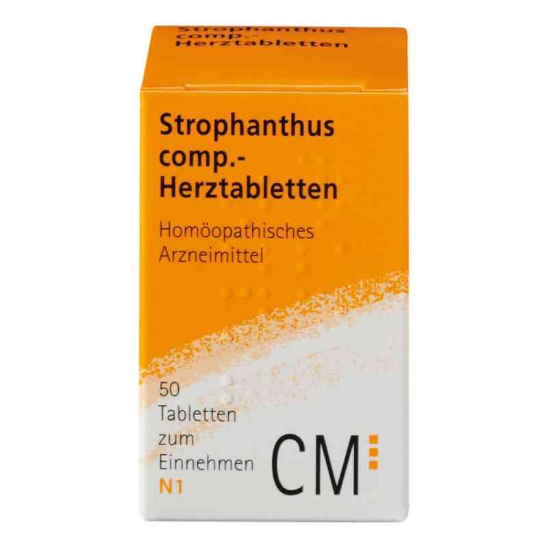 Strophanthus Comp.herztabletten  bei versandapo.de bestellen