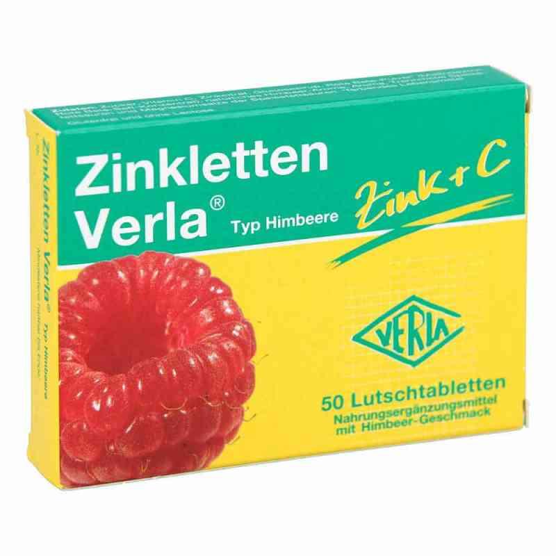 Zinkletten Verla Himbeere Lutschtabletten  bei versandapo.de bestellen