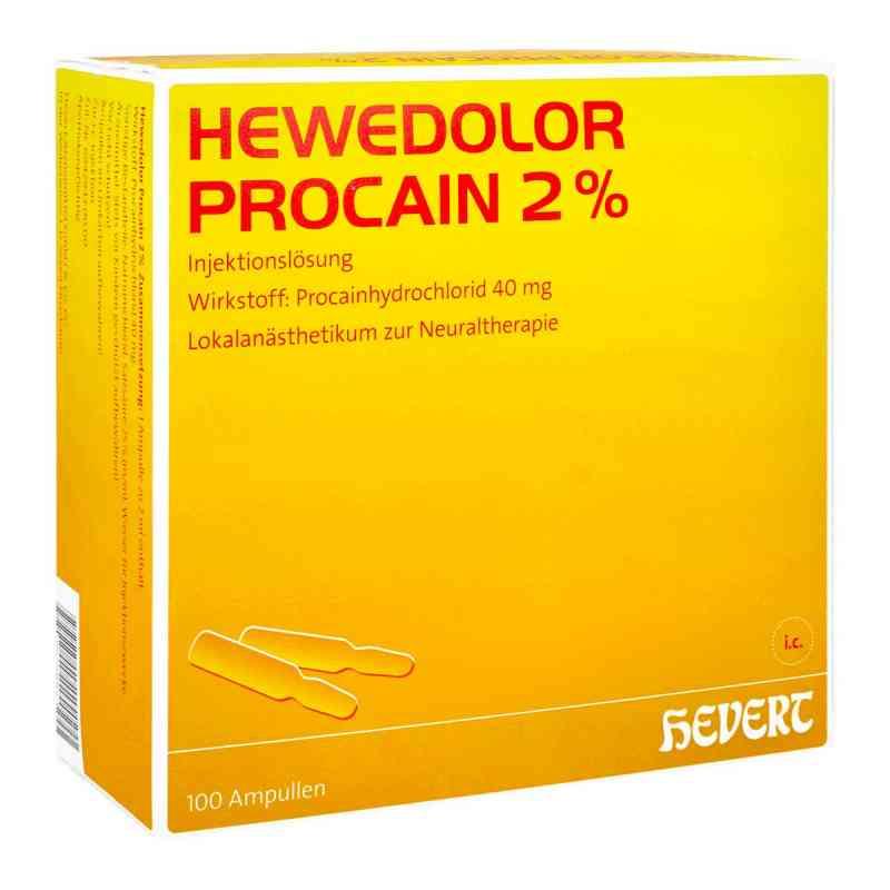 Hewedolor Procain 2% Ampullen  bei versandapo.de bestellen
