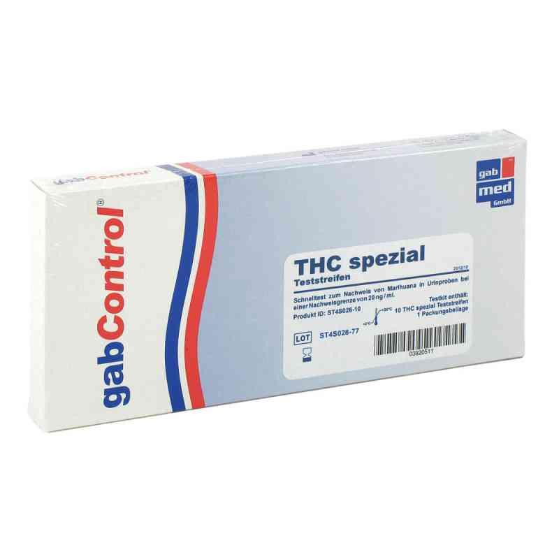 Drogentest Thc 20 spezial Teststreifen  bei versandapo.de bestellen