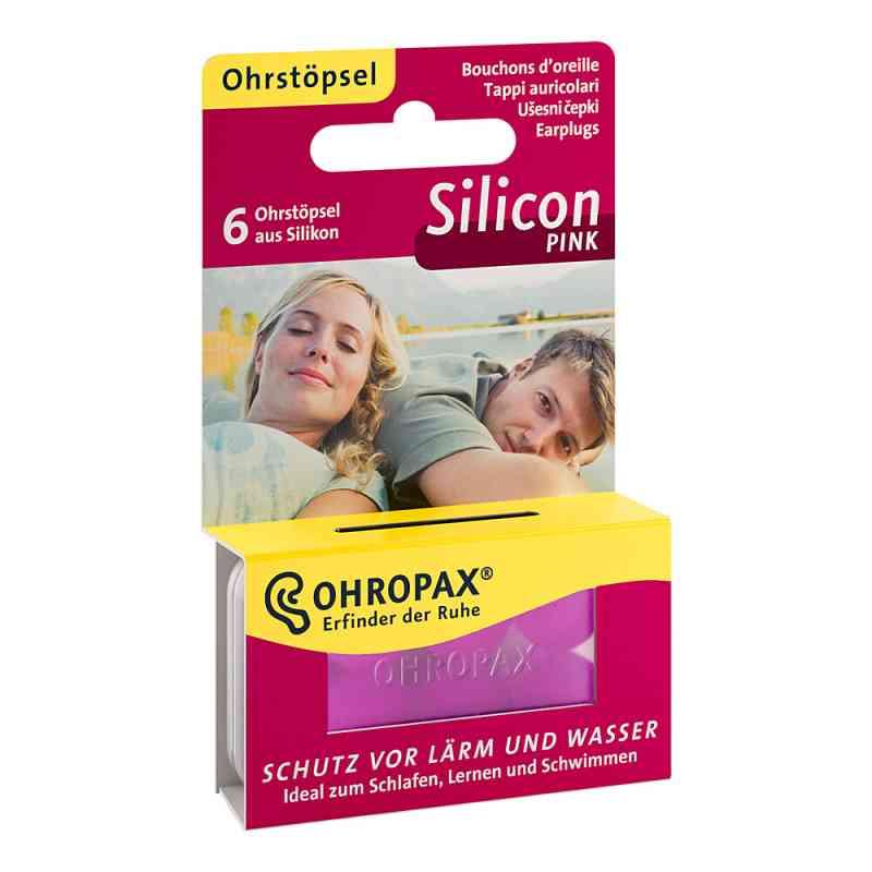 Ohropax Silicon Ohrstöpsel  bei versandapo.de bestellen