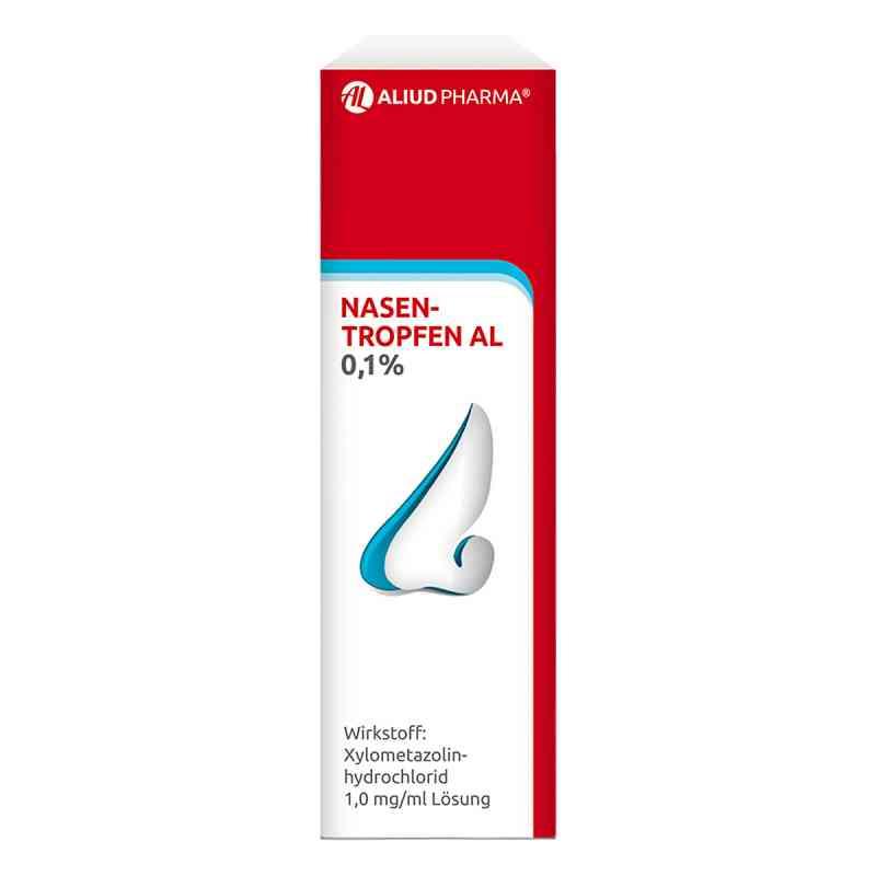 Nasentropfen AL 0,1%  bei versandapo.de bestellen