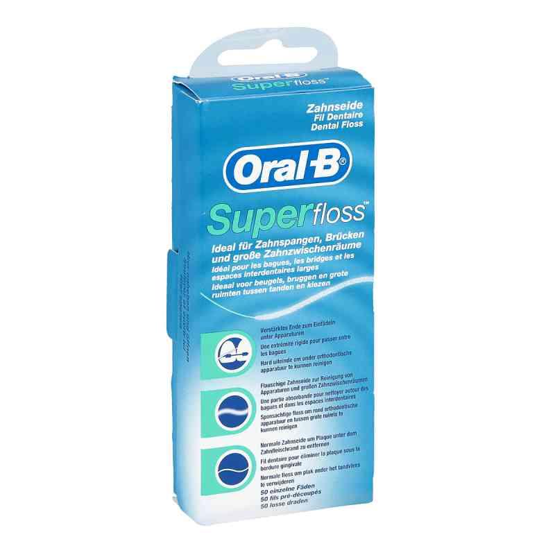 Oral B Zahnseide Superfloss  bei versandapo.de bestellen