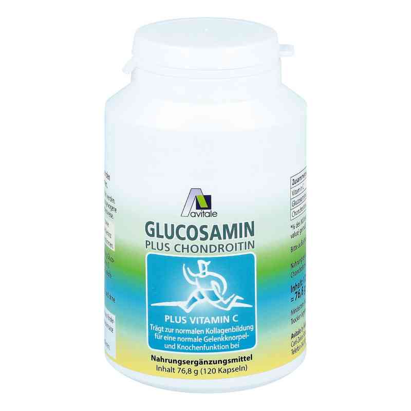 Glucosamin Chondroitin Kapseln  bei versandapo.de bestellen