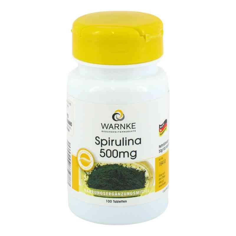 Spirulina 500 Tabletten  bei versandapo.de bestellen
