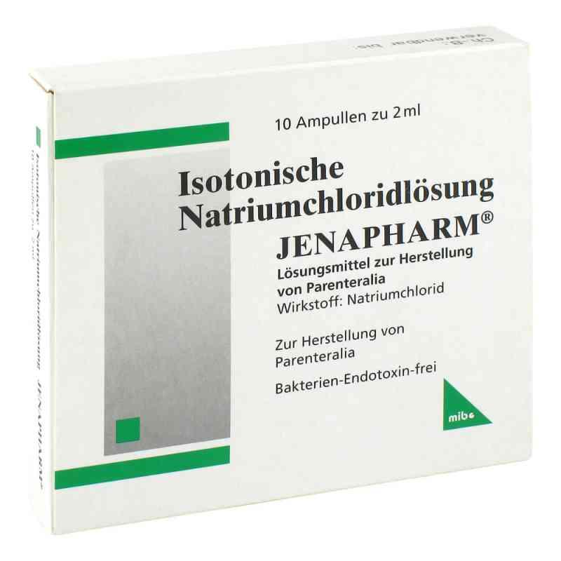 Isotonische Nacl Lösung Ampullen  bei versandapo.de bestellen