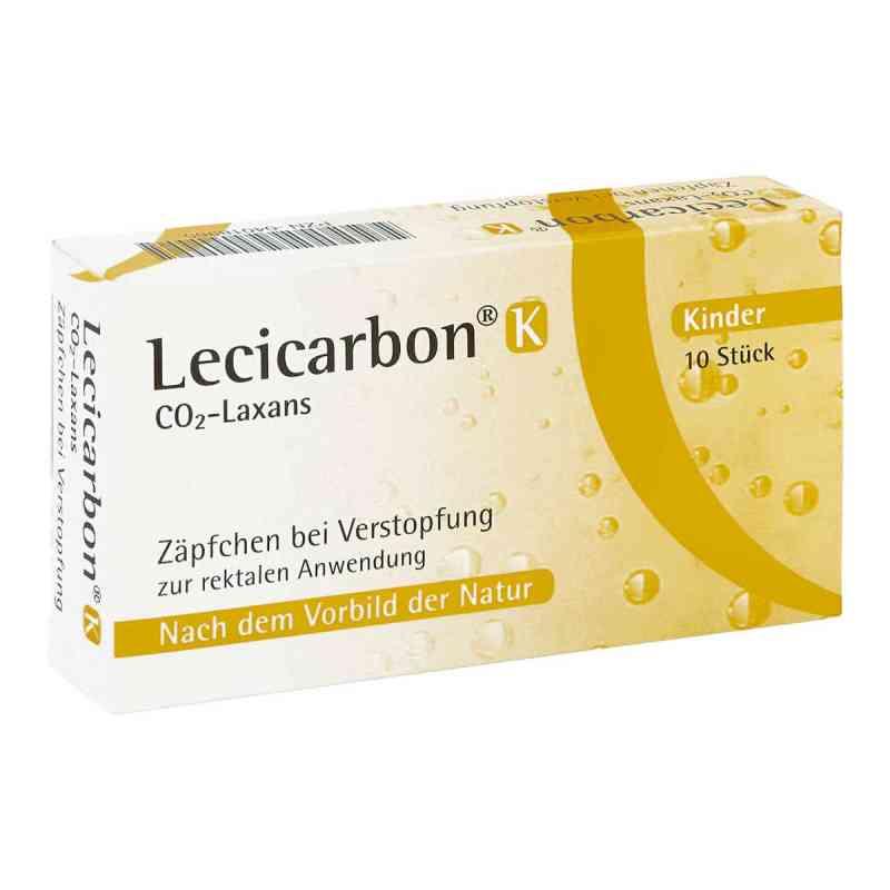 Lecicarbon K CO2-Laxans für Kinder  bei versandapo.de bestellen