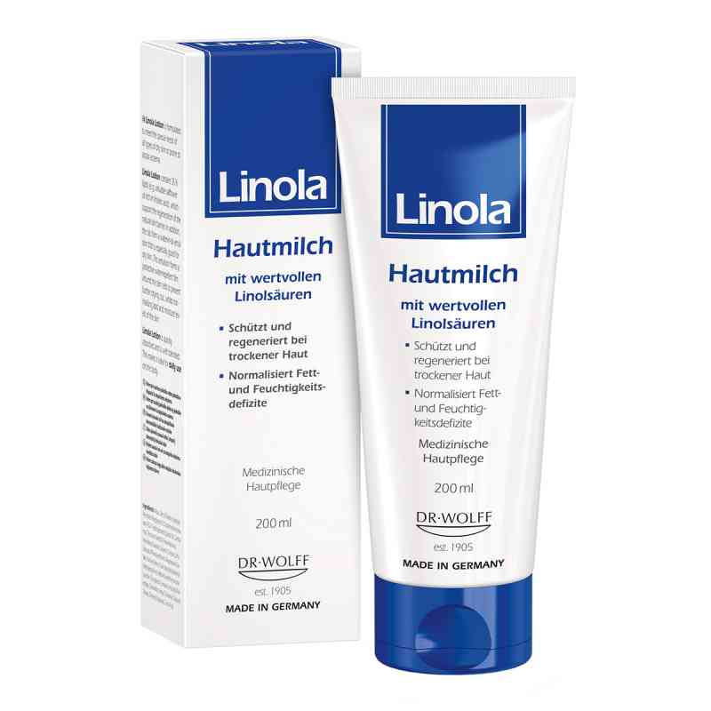 Linola Hautmilch  bei versandapo.de bestellen