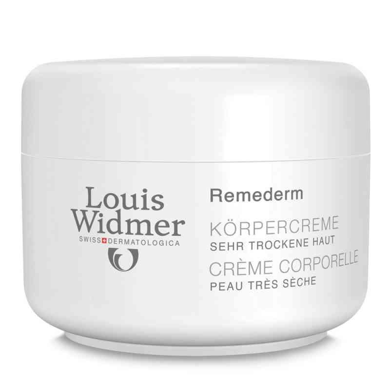 Widmer Remederm Körpercreme leicht parfümiert  bei versandapo.de bestellen