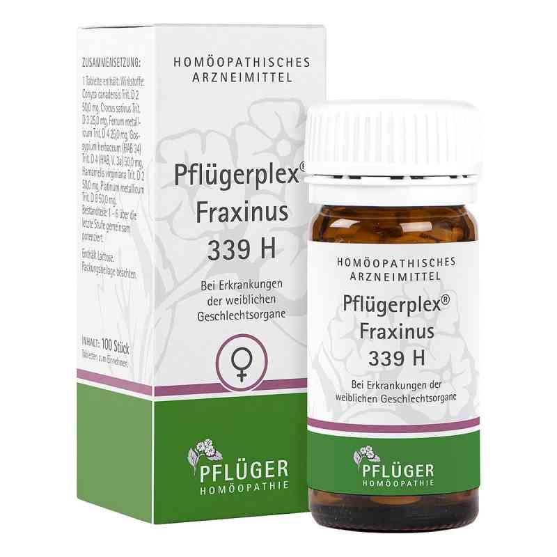 Pflügerplex Fraxinus 339 H Tabletten  bei versandapo.de bestellen
