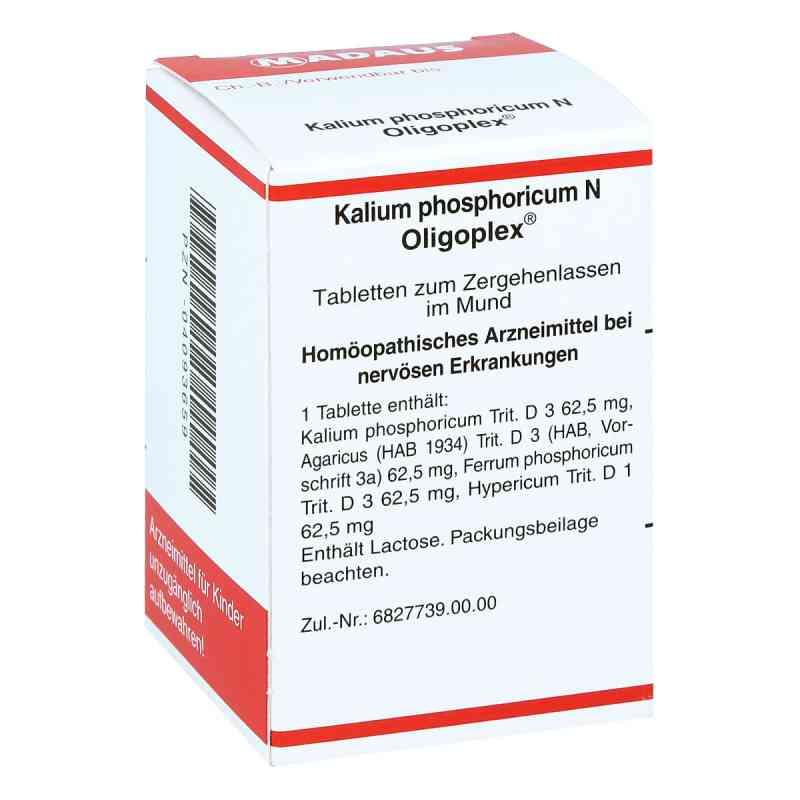 Kalium Phosphoricum N Oligoplex Tabletten  bei versandapo.de bestellen