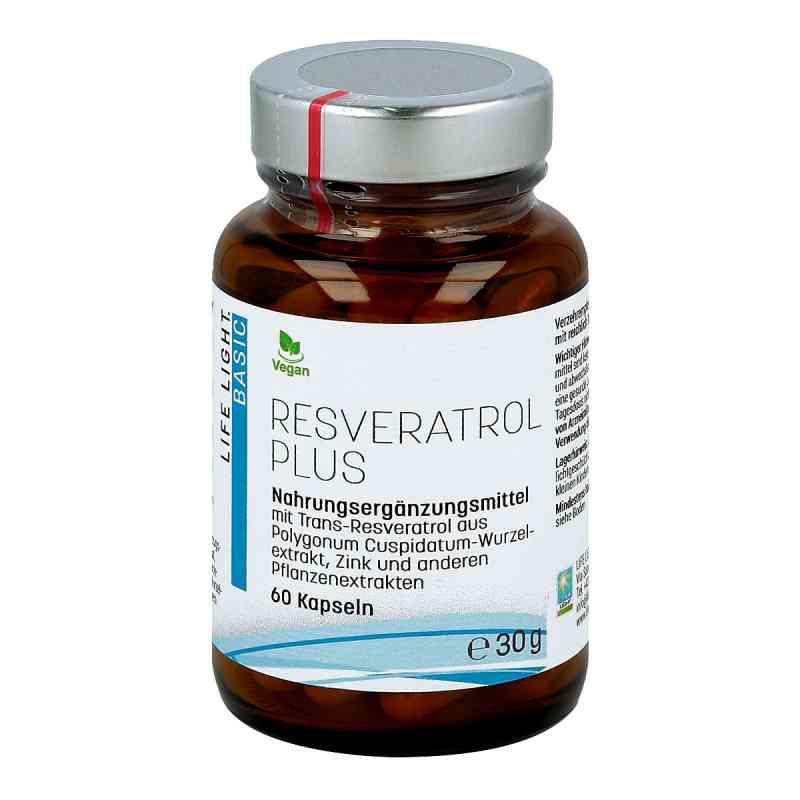 Resveratrol Kapseln  bei versandapo.de bestellen