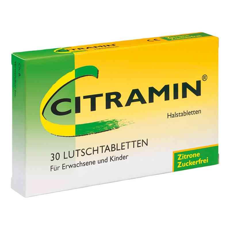 Citramin Halstabletten  bei versandapo.de bestellen