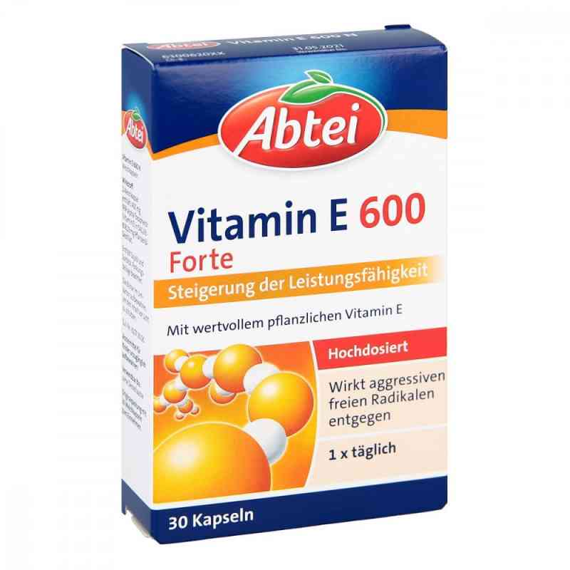 Abtei Vitamin E 600 N Kapseln  bei versandapo.de bestellen