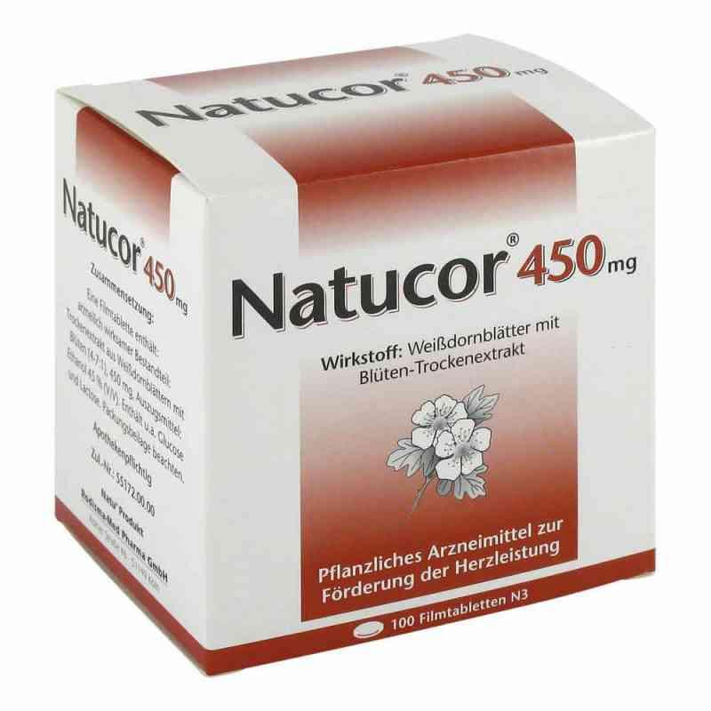 Natucor 450mg  bei versandapo.de bestellen