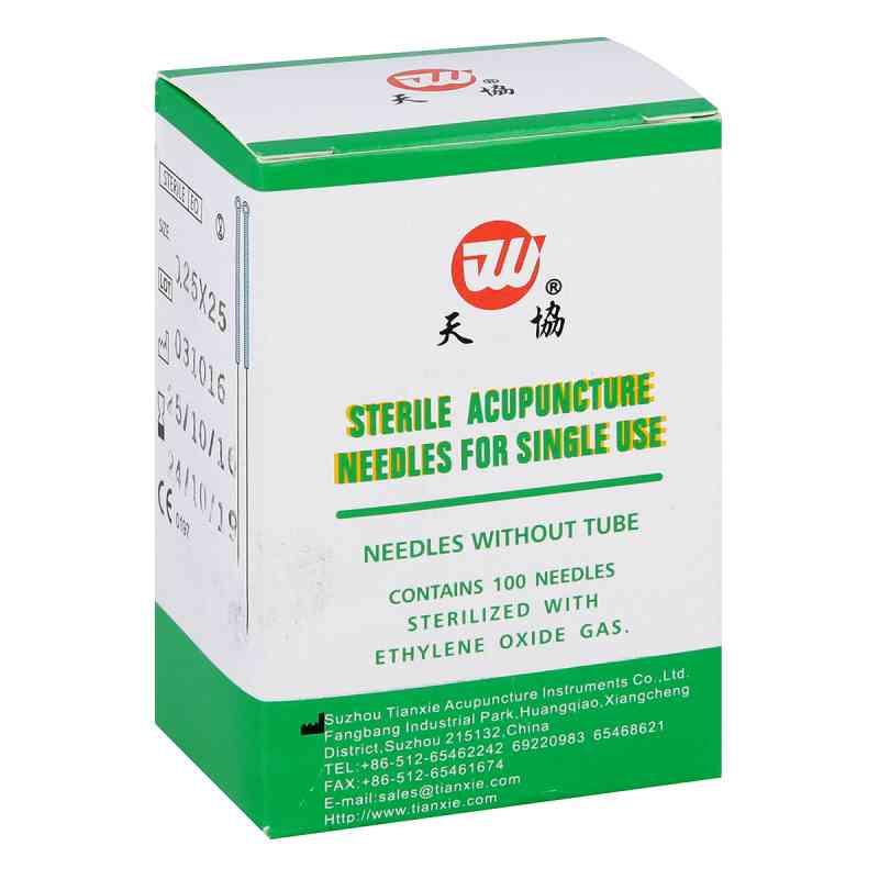Akupunkturnadeln Tianxie 0,25x25mm sterilisatus Einm.  bei versandapo.de bestellen