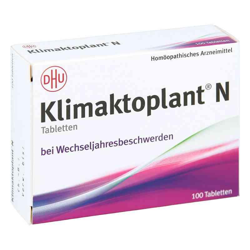 Klimaktoplant N Tabletten  bei versandapo.de bestellen