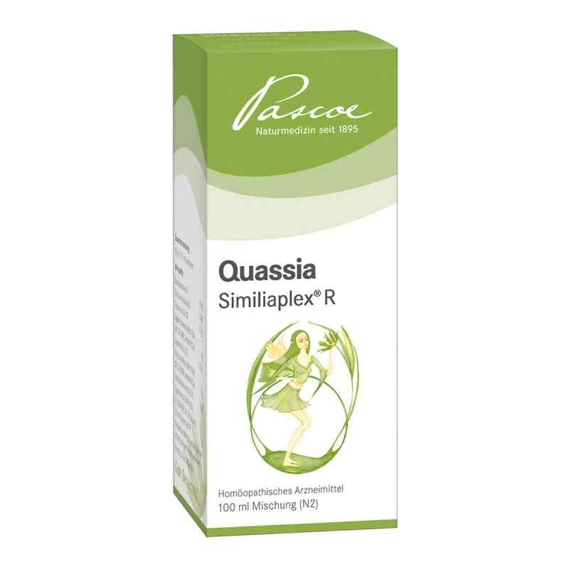 Quassia Similiaplex R Tropfen  bei versandapo.de bestellen