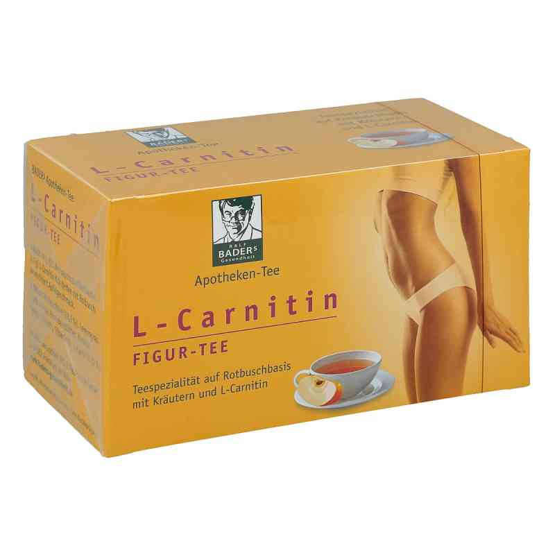 Baders Aktiv Tee L-carnitin Filterbeutel  bei versandapo.de bestellen