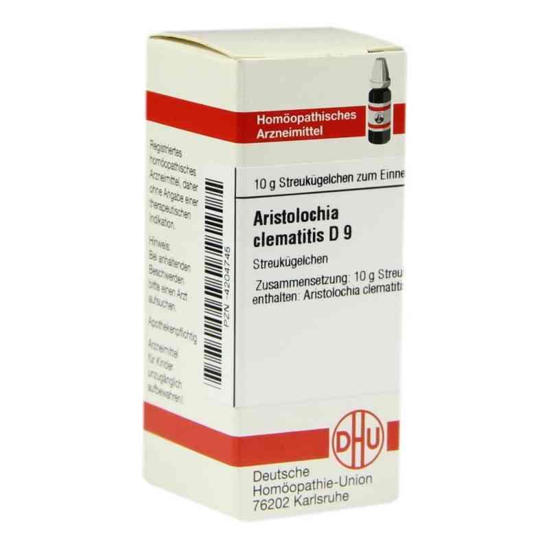 Aristolochia Clematitis D 9 Globuli  bei versandapo.de bestellen