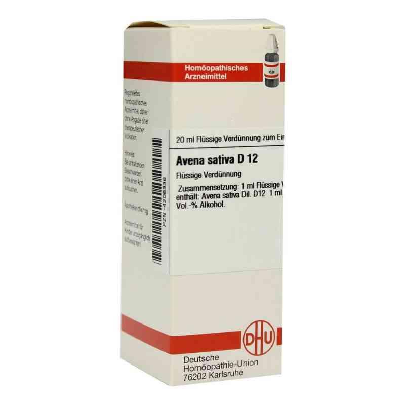 Avena Sativa D 12 Dilution  bei versandapo.de bestellen