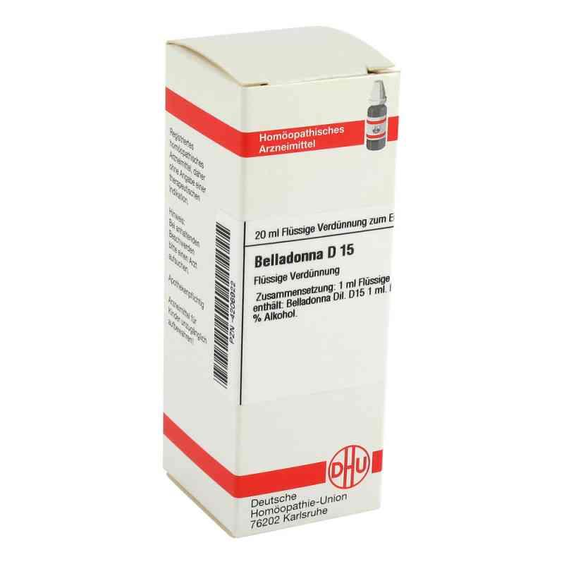 Belladonna D 15 Dilution  bei versandapo.de bestellen
