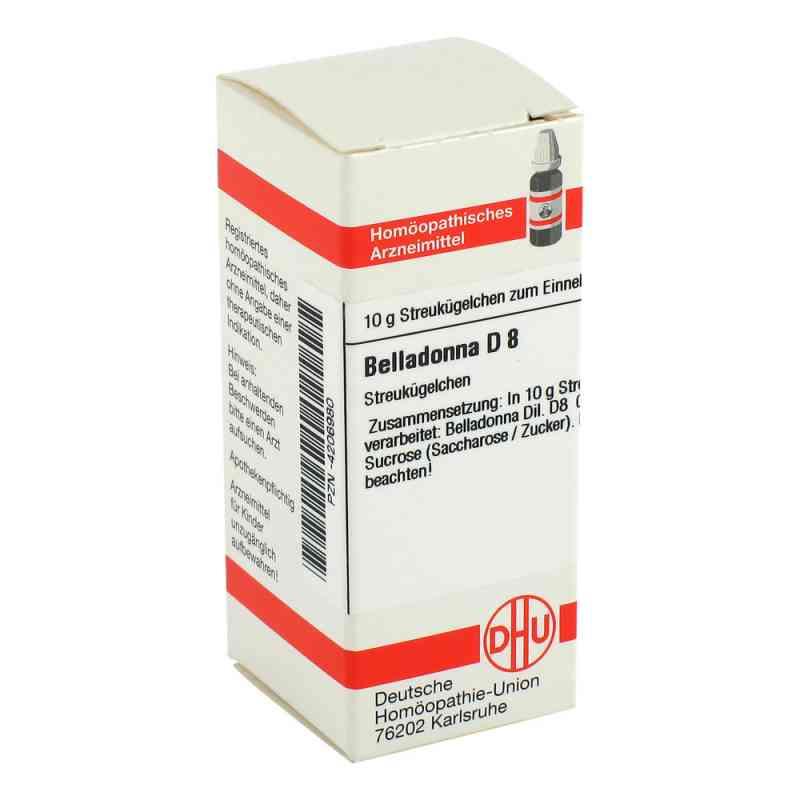 Belladonna D 8 Globuli  bei versandapo.de bestellen