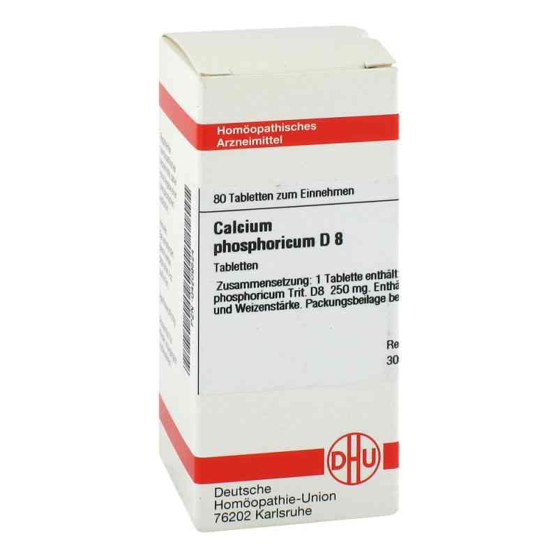 Calcium Phosphoricum D 8 Tabletten  bei versandapo.de bestellen