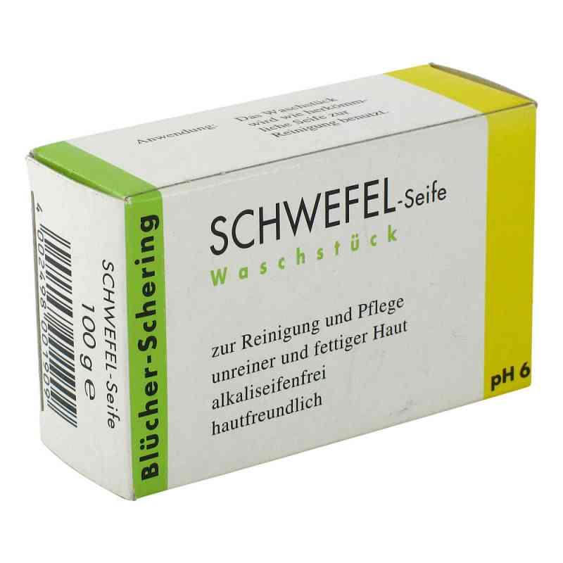 Schwefel Seife Blücher Schering  bei versandapo.de bestellen