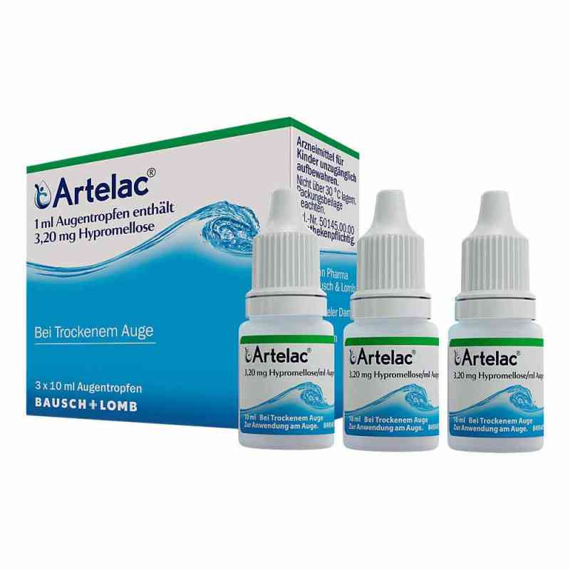 Artelac Augentropfen  bei versandapo.de bestellen